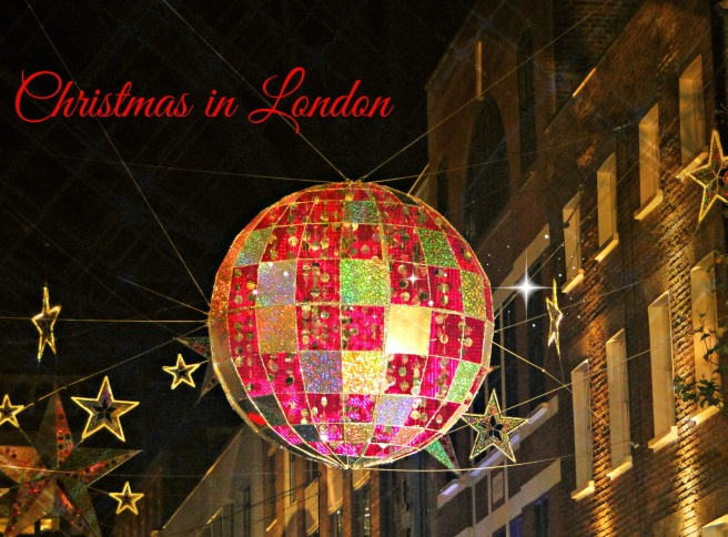 chritsmas in london