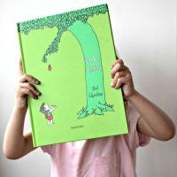 Hoy leemos El árbol generoso de Shel Silverstein