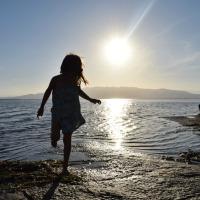 Ruta por el delta del Ebro con niños