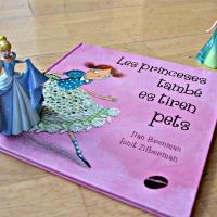 Hoy leemos Las princesas también se tiran pedos