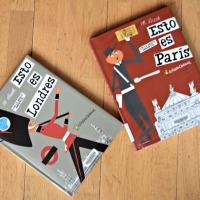 Hoy leemos Esto es Londres y Esto es París