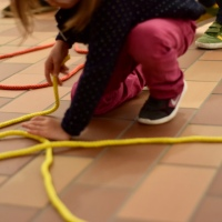 Visita a la Fundació Joan Miró. Actividades familiares en Barcelona