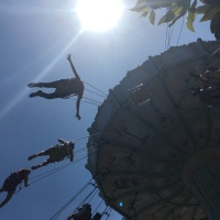 Tibidabo, el Parque de atracciones de Barcelona