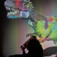 Trix, una tiranosaurus Rex en CosmoCaixa